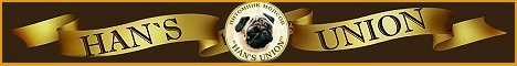 HAN*S UNION kennel pug
